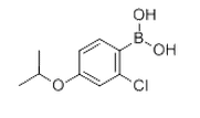 2-CHLORO-4-ISOPROPROXYPHENYLBORONIC ACID  cas:313545-47-0